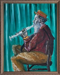 MUSIC MASTER 30X24 IN WITH FRAME