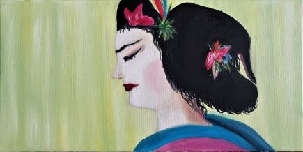 The Sad Geisha